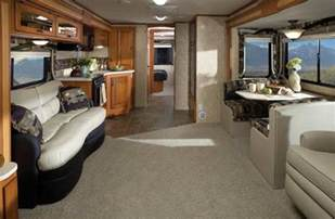 Motor Home Interior by Remodeling Class C Rv