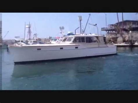 matthews 42 boat 1958 matthews 42 asking 15 000 youtube