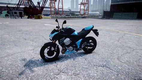 Kawasaki Z800 Nik 2014 gta 4 2014 kawasaki z800 mod gtainside