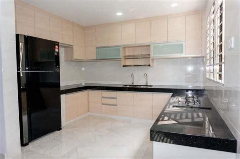 Jenis Layout Dapur | jenis layout dapur 4 jenis material kabinet dapur yang