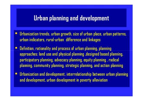 definition pattern of development urban planning and development in the context of nepal