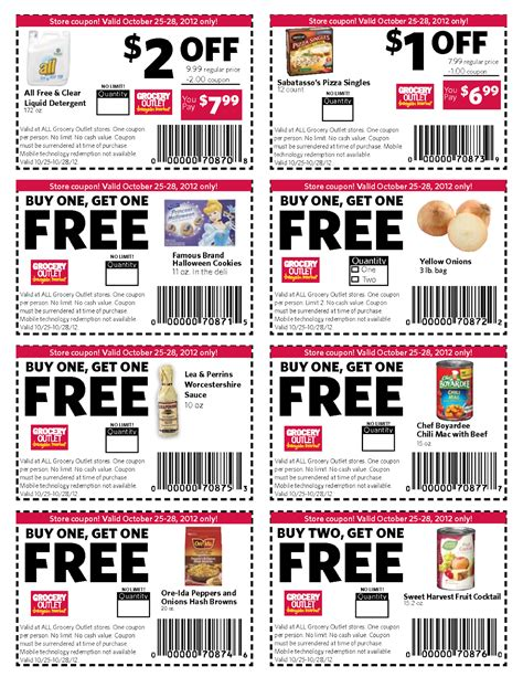 printable vouchers supermarket grocery coupons december 2014
