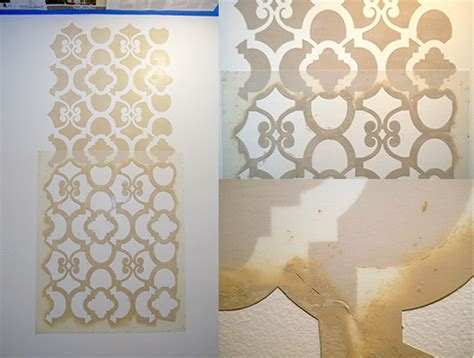 wall stencil template diy stencil your walls eat knit diy