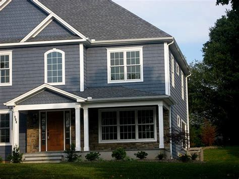 blue grey exterior cottage lakehouse ideas grey exterior blue grey and gray