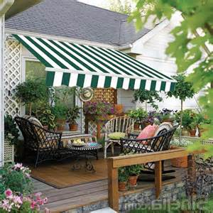 Patio Awning Sale Uk Garden Patio Awning Canopy Sun Shade Shelter Replacement