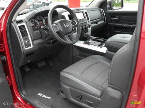 2010 dodge ram 1500 sport regular cab 4x4 interior photo