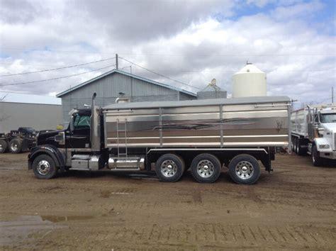 tridrive grain truck heavy trucks edmonton kijiji
