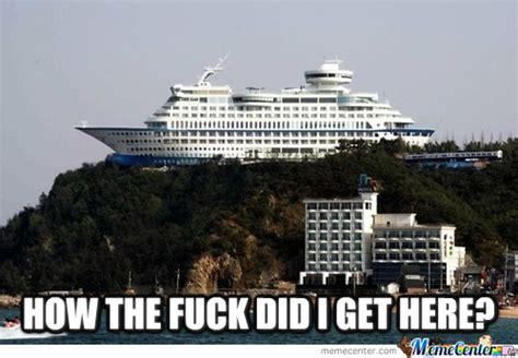 Cruise Ship Memes - the sun cruise hotel in south korea by bakoahmed meme center