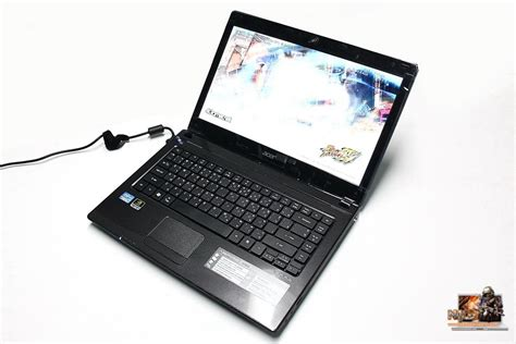 Laptop Acer Aspire 4752g I5