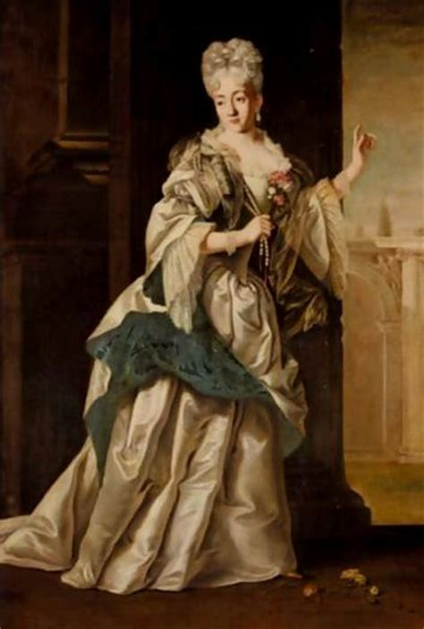Portrait of a Noblewoman by Giovanni Maria Delle Piane ... K 1710