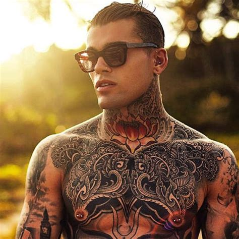 hot men with tattoos 30 tattooed guys you t seen