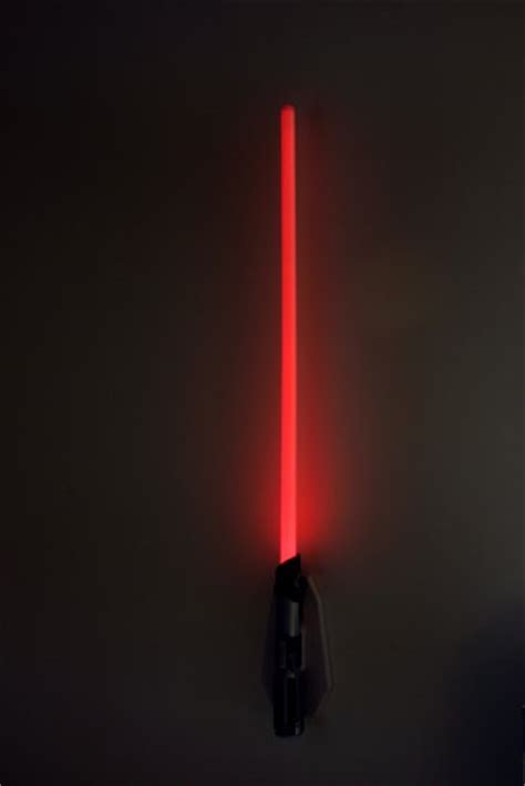 wars remote controlled lightsaber room light milton wars remote lightsaber room light darth new free ebay