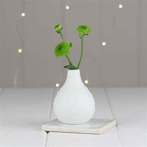 Engraved Flower Vases by Porcelain Engraved Flower Vases By Nest