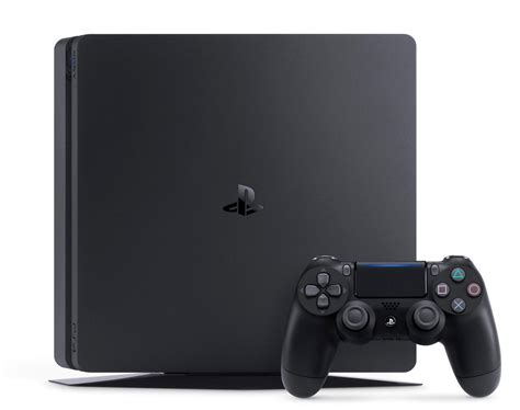 console playstation 4 sony playstation 4 console slim 500gb ps4 gamesword