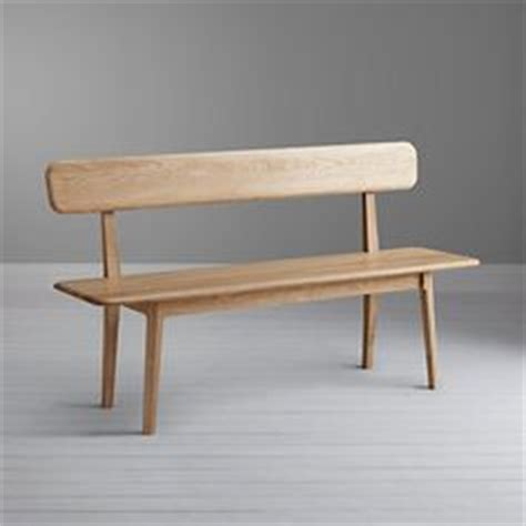 small bench with back 1000 ideas about dining bench on pinterest benches