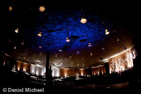 Ceiling Projection Lights by Receptions Loveland Wall Drape Uplighting Ceiling Drape
