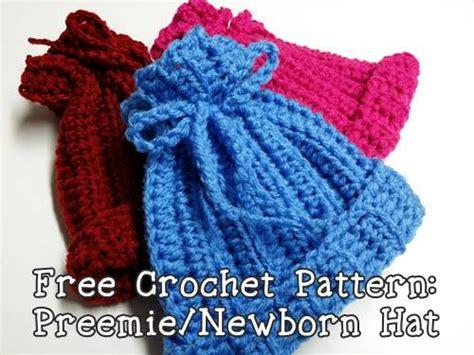 free crochet pattern on youtube free crochet pattern ribbed newborn or preemie hat mimi
