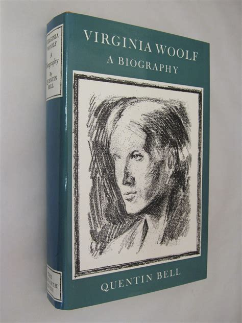 biography book on virginia woolf virginia woolf a biography by quentin bell first thus