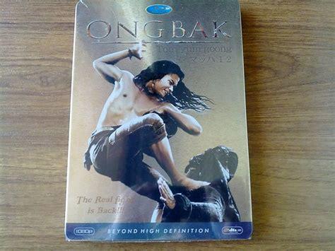 download film ong bak tom yum goong thai movie dvd ong bak 1 and 2 tom yum goong collector