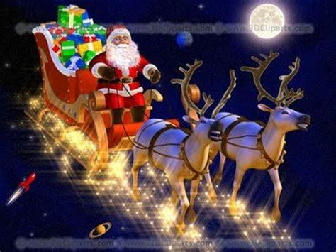 imagenes de santa claus en su trineo para colorear la historia de pap 225 noel o santa claus de todo navidad