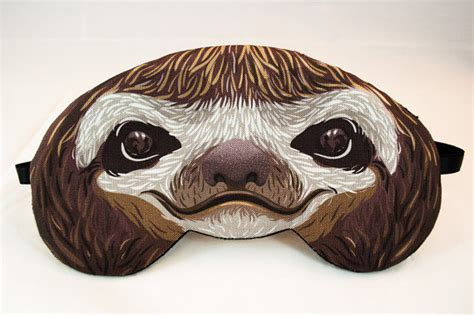 sloth sleep masks sleep masks