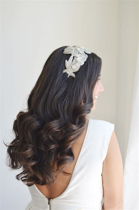 Wedding Hair Accessories Ideas by 6 Wedding Hair Ideas Fashionista