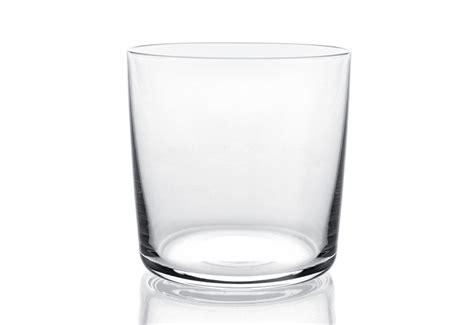 glass family water glass designed by jasper morrison