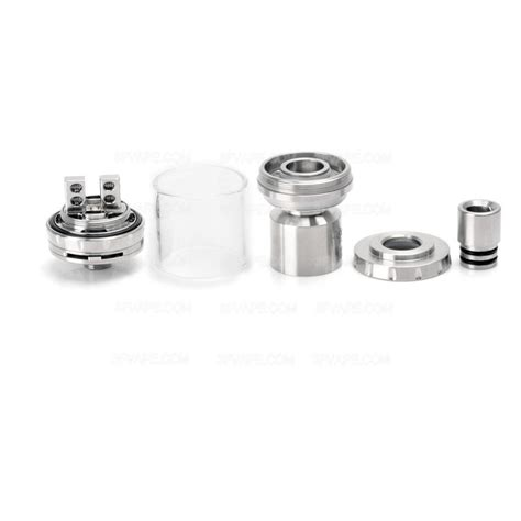Ud Goblin Mini V3 Rta 22mm Authentic authentic youde ud goblin mini v3 rta 2ml 22mm silver atomizer