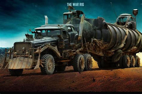Topi Trucker Mad Max 1 cars of mad max fury road pictures auto express