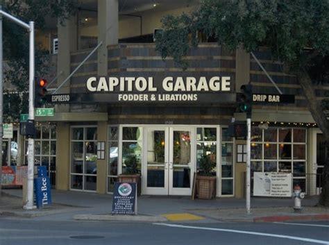 Garage Sacramento by Capitol Garage Coffee Venues Sacramento Ca Yelp