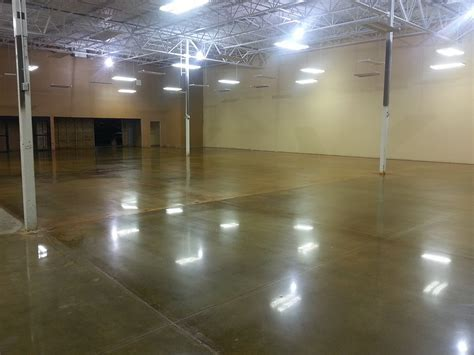 Polished and Stained Concrete Floors PetSmart California