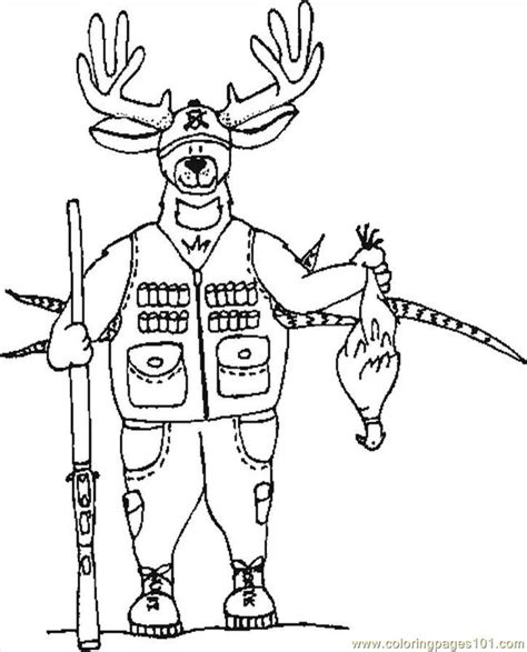 detailed coloring pages deer coloring pages