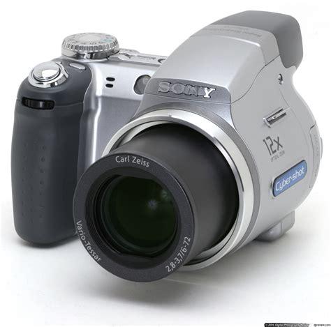 Kamera Digital Sony Ericsson Cybershot sony cyber h2 review digital photography review