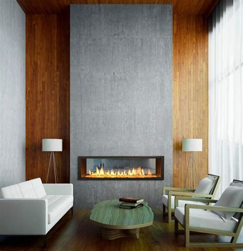 Modern Country Fireplace by 25 Best Ideas About Gas Fireplace Inserts On