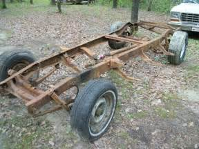 find used 1951 1952 1953 chevy 3100 truck frame in