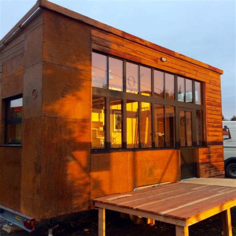 tiny house france christine model by la tiny house in france
