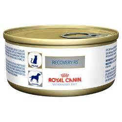 royal canin veterinary diet dog cat recovery rs canned food dog food petcarerx