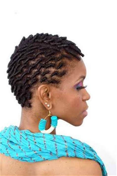 how to comb twist very short natural african american hair 10 popular female afro hairstyles lafritude