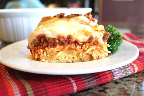 Spaghetti Pie Cottage Cheese by Spaghetti Pie Cooks It Up Printable Recipes