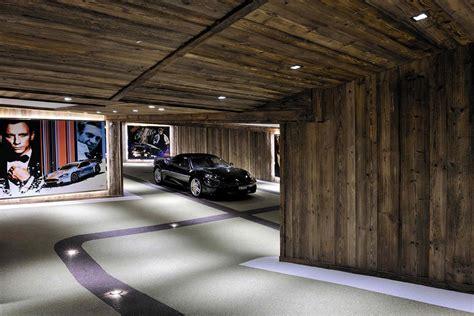 Car Room Ferrari Chalet Brikell Rhone Alpes By Pure Concept Cars Room
