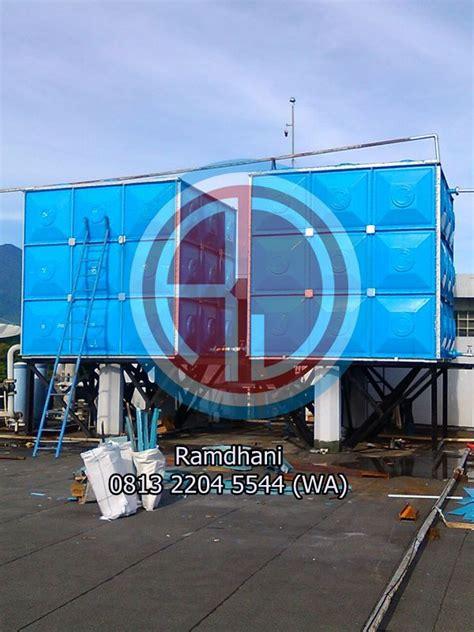 Tangki Fiber Panel Tangki Roof tangki air fiberglass frp model panel kotak tangki kimia