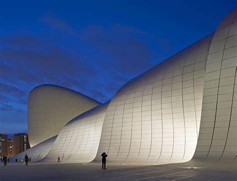 designboom zaha hadid new images of heydar aliyev center by zaha hadid