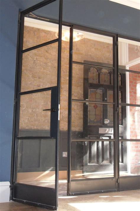 crittall door screen  lightfoot windows kent