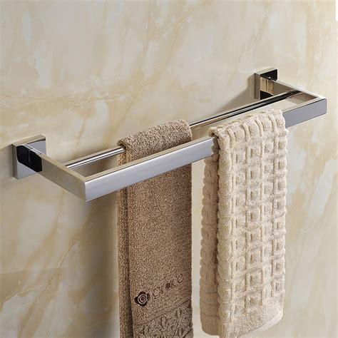 How High Should Towel Rack Be by 2016 Bathroom Stainless Steel Towel Bar Modern