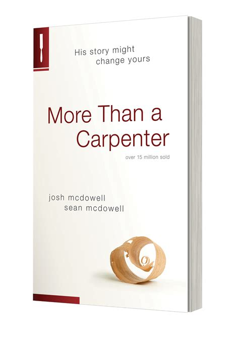 more than a carpenter evangelism caign kit christian supply