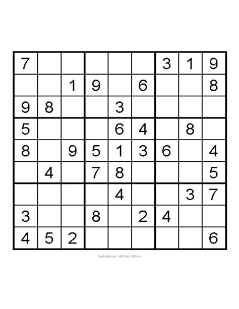 printable sudoku very easy easy sudoku driverlayer search engine