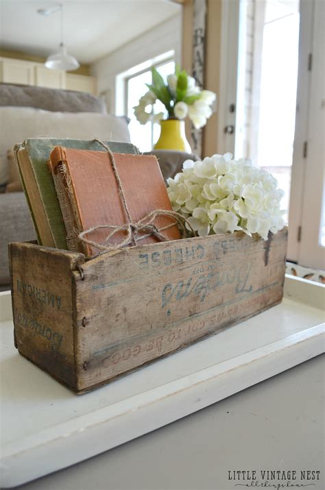 How To Home Decor how to decorate with vintage decor little vintage nest