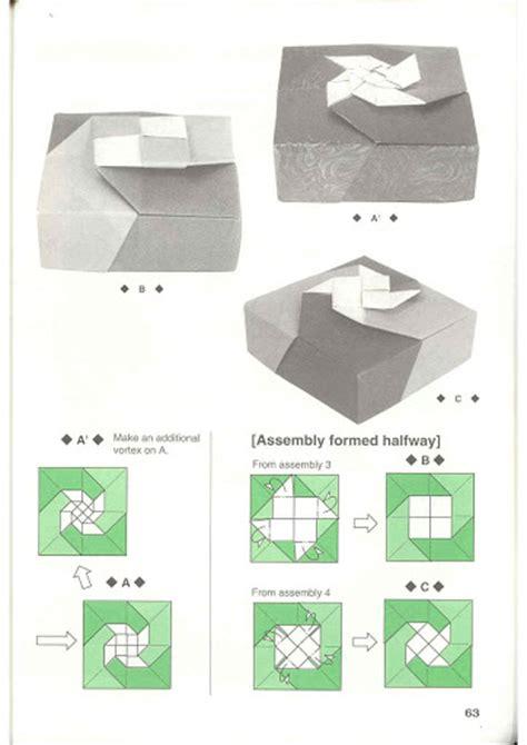 Origami Boxes Pdf - tomoko fuse origami box comot