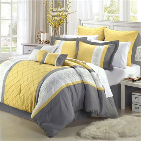 oversized king comforters yellow grey oversized bedroom bedding luxury king size 8