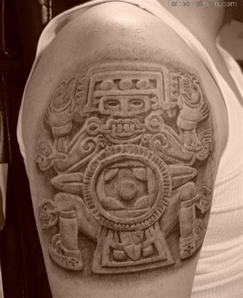 aztec tattoos pictures aztec tattoos designs pictures page 2